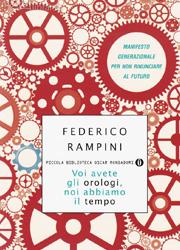 Libreria Counseling - Rampini - Voi avete gli orologi, noi abbiamo il tempo